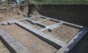 Монолитные работы,  фундаменты под ключ в Оршанском районе