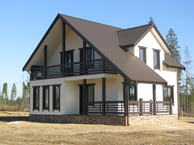 Производство и строительство каркасных домов. Орша - main